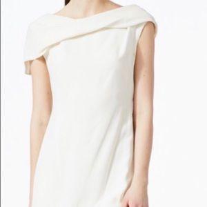 White morgan le fay dress